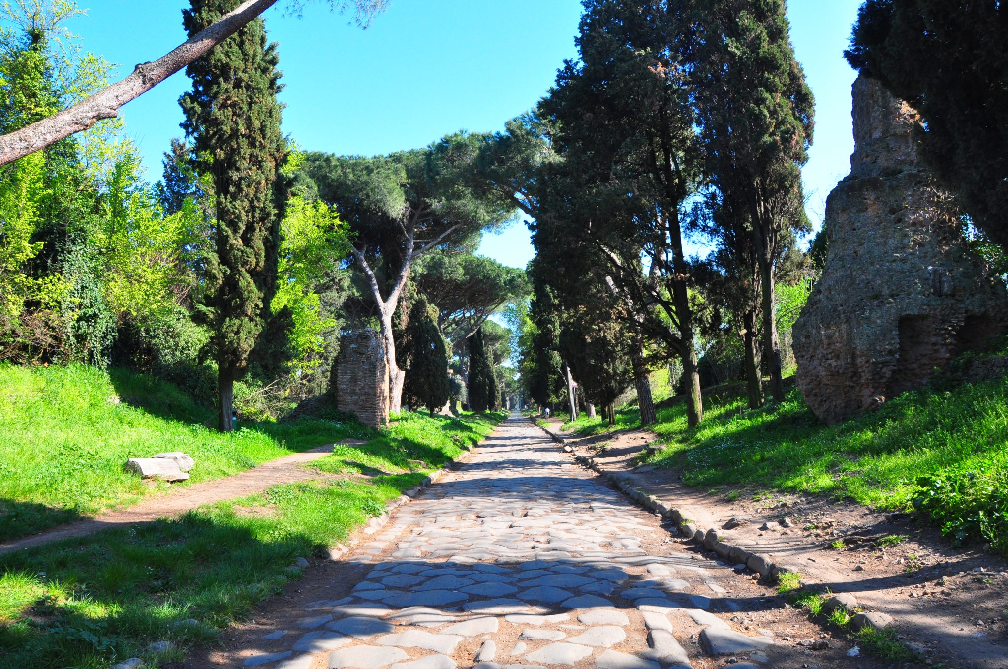 Why You Should Stroll Rome's Appian Way