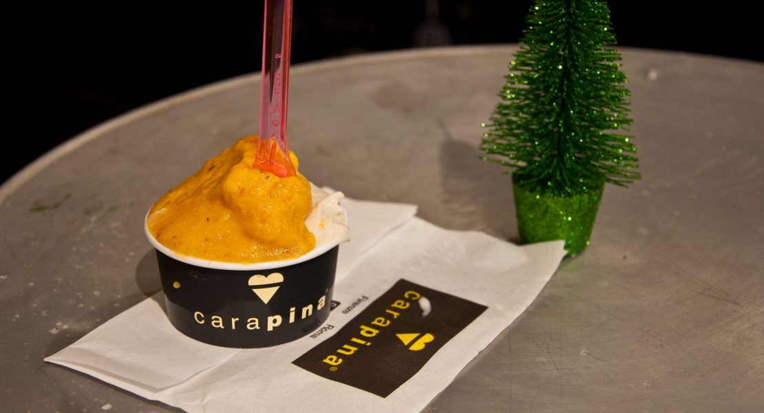 Carapina, home to some of the best gelato in rome!