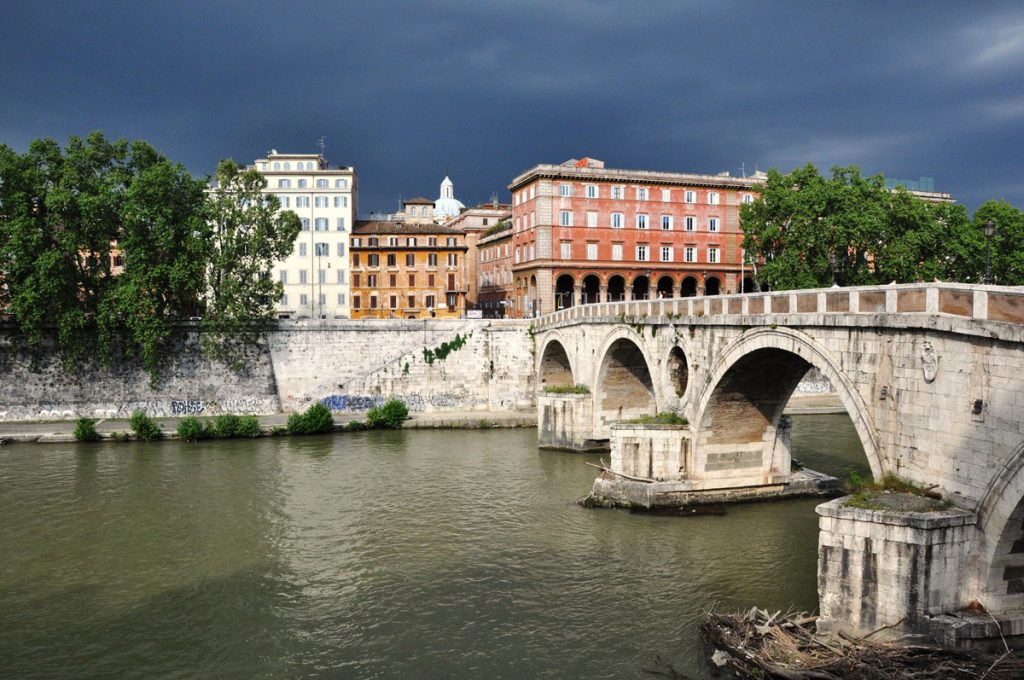 Weather in Rome Italy
