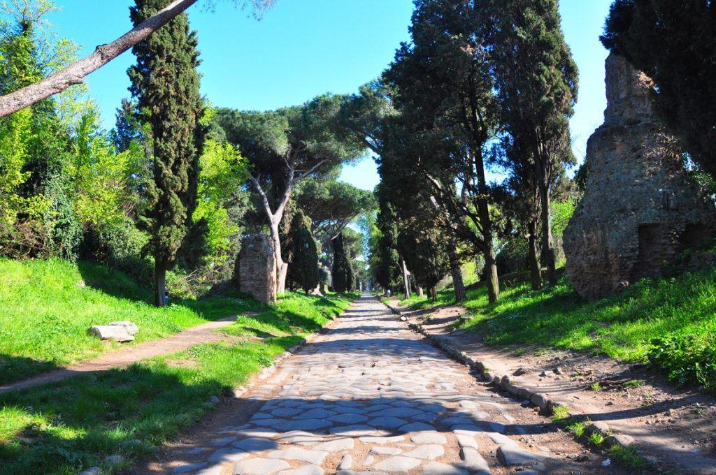Weather Rome Italy in spring