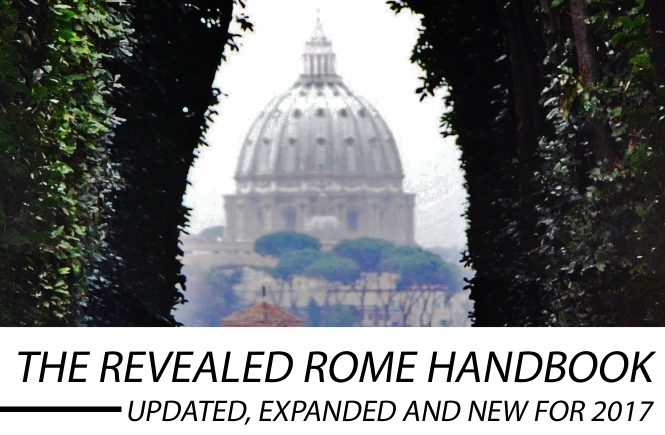 New Rome guidebook